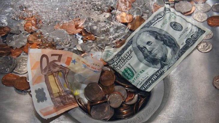 Слив денег с кредитки
