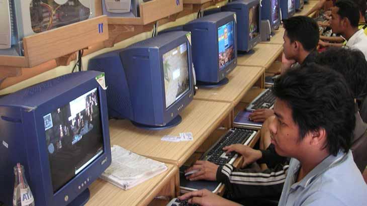 Компьютерные клубы - начало