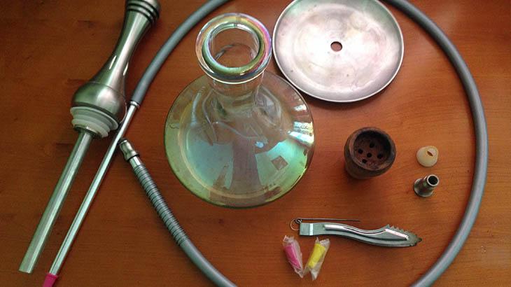 как приготовить кальян к курению